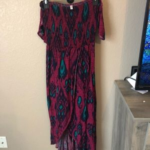 Maxi dress from target